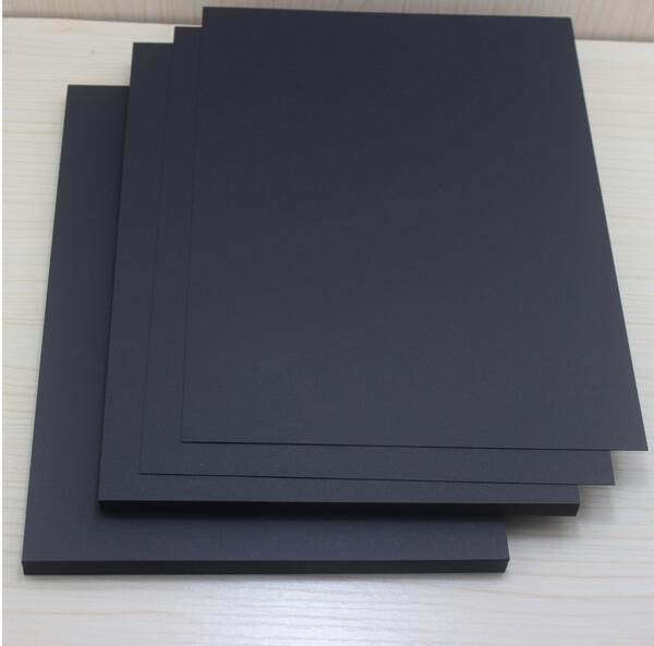 50-Sheets-A4-Blank-black-paper-250gsm-Recycled-Thick-Cardboard-Black-Cardstock-Plain-Paper-29-7