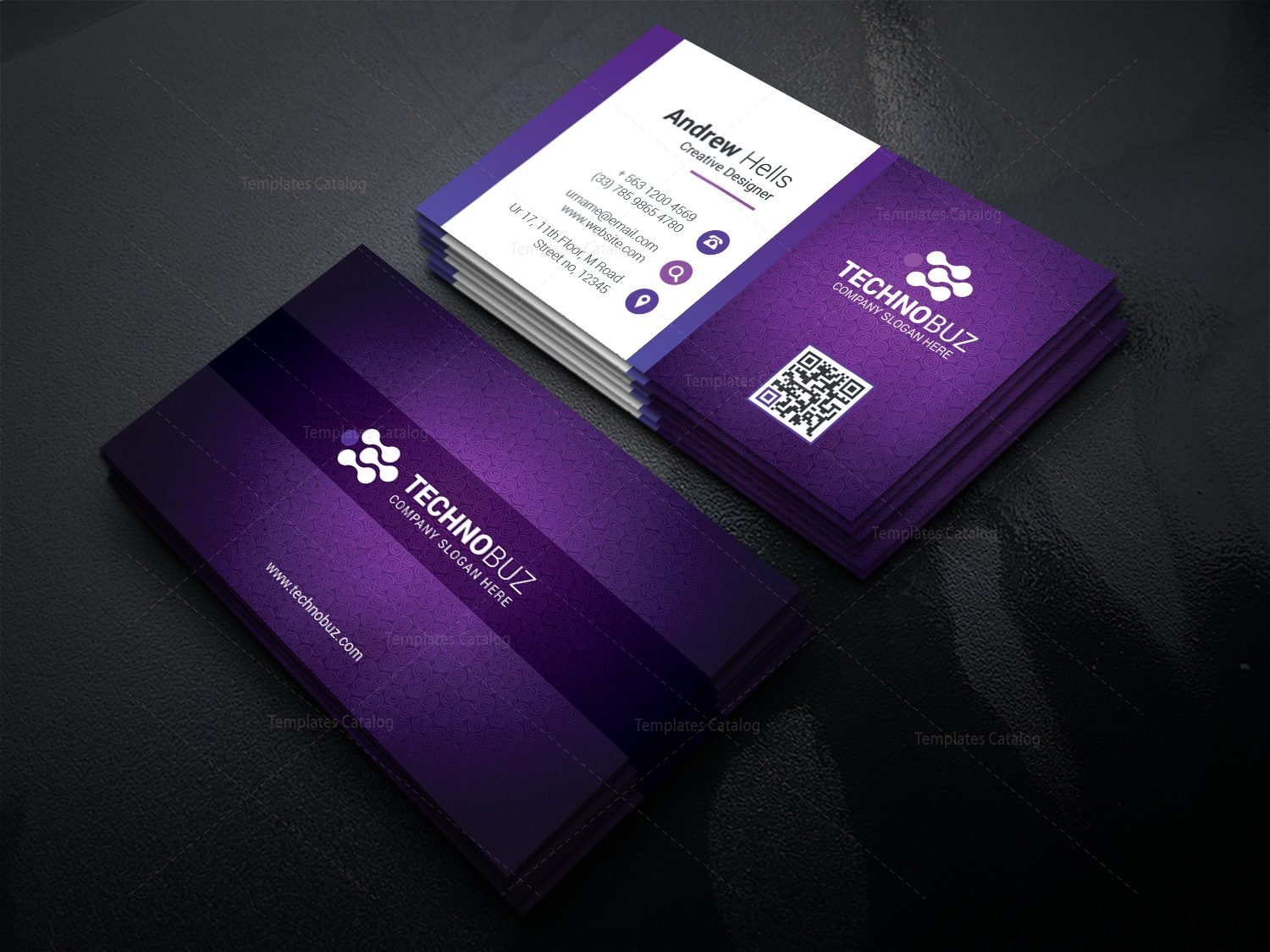 Purple-Modern-Business-Card-Template-2